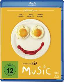 Music (2021) (Blu-ray), Blu-ray Disc