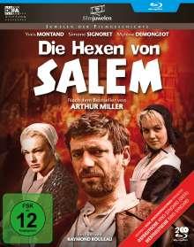 Die Hexen von Salem (Blu-ray), 2 Blu-ray Discs