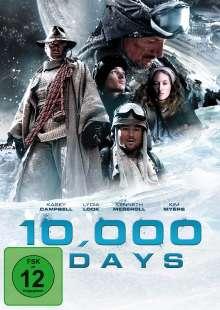 10.000 Days, DVD