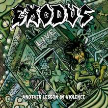 Exodus: Another Lesson In Violence, CD