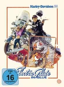 Electra Glide in Blue - Harley Davidson 344 (Blu-ray im Mediabook), Blu-ray Disc