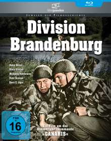 Division Brandenburg (Blu-ray), Blu-ray Disc