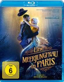 Eine Meerjungfrau in Paris (Blu-ray), Blu-ray Disc