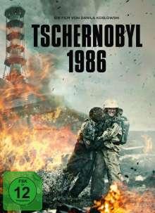 Tschernobyl 1986 (Blu-ray & DVD im Mediabook), 1 Blu-ray Disc und 1 DVD
