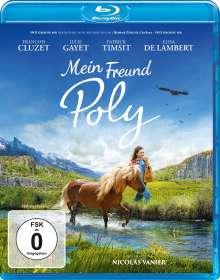 Mein Freund Poly (Blu-ray), Blu-ray Disc