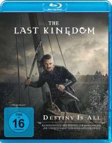 The Last Kingdom Staffel 4 (Blu-ray), 4 Blu-ray Discs
