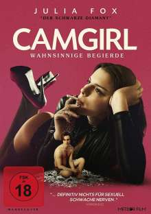 Camgirl - Wahnsinnige Begierde, DVD