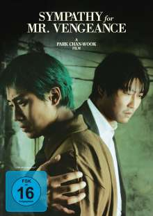 Sympathy for Mr. Vengeance, DVD