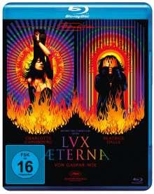 Lux Æterna (Blu-ray), Blu-ray Disc