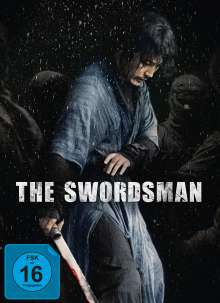 The Swordsman (Blu-ray & DVD im Mediabook), 1 Blu-ray Disc und 1 DVD