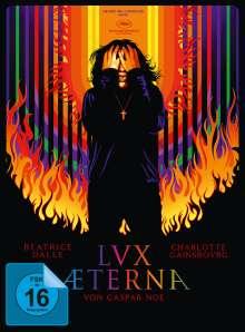 Lux Æterna (Blu-ray & DVD im Mediabook), 1 Blu-ray Disc und 1 DVD