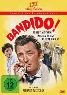 Bandido, DVD