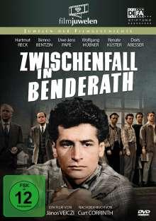 Zwischenfall in Benderath, DVD