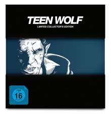 Teen Wolf Staffel 1-6 (Komplettbox als Limited Collector's Edition) (Blu-ray), 25 Blu-ray Discs