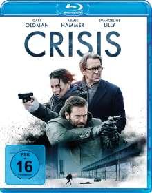 Crisis (Blu-ray), Blu-ray Disc