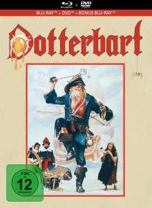 Dotterbart (Monty Python auf hoher See) (Blu-ray & DVD im Mediabook), 2 Blu-ray Discs und 1 DVD