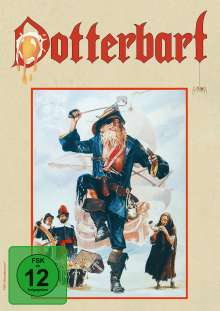 Dotterbart (Monty Python auf hoher See), DVD