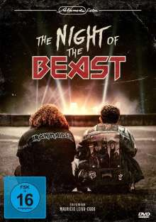 The Night of the Beast, DVD