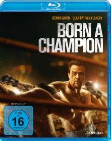 Born a Champion (Blu-ray), Blu-ray Disc