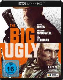 The Big Ugly (Ultra HD Blu-ray), Ultra HD Blu-ray