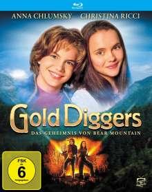 Gold Diggers - Das Geheimnis von Bear Mountain (Blu-ray), Blu-ray Disc