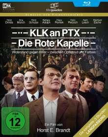 KLK an PTX - Die Rote Kapelle (Blu-ray), Blu-ray Disc