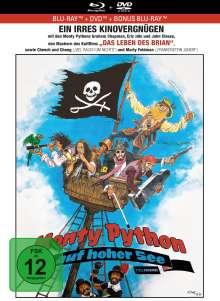 Monty Python auf hoher See (Dotterbart) (Blu-ray & DVD im Mediabook), 2 Blu-ray Discs und 1 DVD
