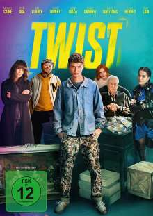 Twist (2021), DVD