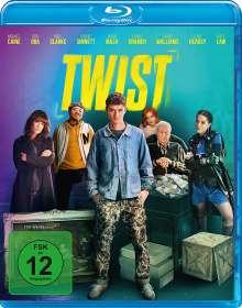 Twist (2021) (Blu-ray), Blu-ray Disc