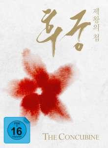 Die Konkubine (Blu-ray & DVD im Mediabook), 1 Blu-ray Disc und 1 DVD