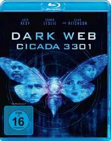 Dark Web: Cicada 3301 (Blu-ray), Blu-ray Disc