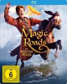 Magic Roads - Auf magischen Wegen (Blu-ray), Blu-ray Disc