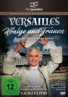 Versailles - Könige und Frauen (Wenn Versailles erzählen könnte), DVD