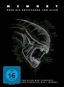 Memory - Über die Entstehung von ALIEN, DVD