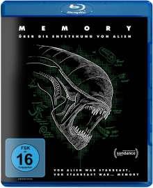 Memory - Über die Entstehung von ALIEN (Blu-ray), Blu-ray Disc