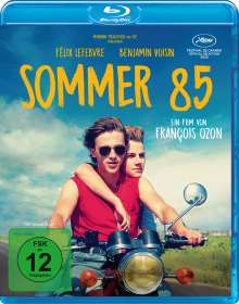 Sommer 85 (Blu-ray), Blu-ray Disc
