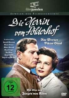 Die Herrin vom Sölderhof, DVD