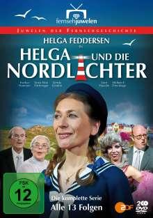 Helga und die Nordlichter (Komplette Serie), 2 DVDs
