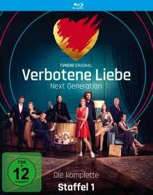 Verbotene Liebe - Next Generation Staffel 1 (Blu-ray), 2 Blu-ray Discs