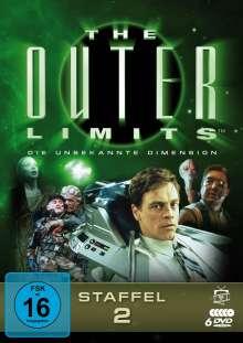 Outer Limits - Die unbekannte Dimension Staffel 2, 6 DVDs