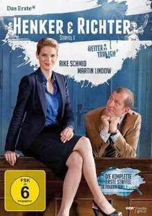 Henker und Richter Staffel 1, 4 DVDs