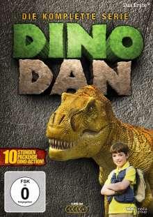 Dino Dan (Komplette Serie), 5 DVDs