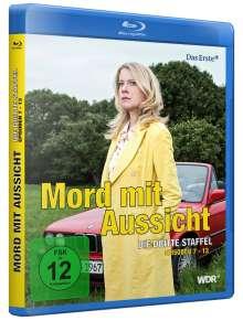 Mord mit Aussicht Staffel 3 (Folgen 7-13) (Blu-ray), Blu-ray Disc