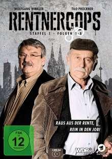Die Rentnercops - Jeder Tag zählt!, 2 DVDs