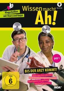 Wissen macht Ah! DVD 1: Bis der Arzt kommt!, DVD