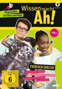 Wissen macht Ah! DVD 2: Tierisch ekelig!, DVD