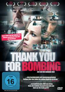 Thank You For Bombing, DVD