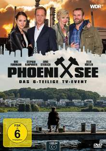 Phoenixsee Staffel 1, 2 DVDs