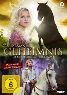 Armans Geheimnis - Der Film, DVD