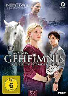 Armans Geheimnis Staffel 2, 2 DVDs